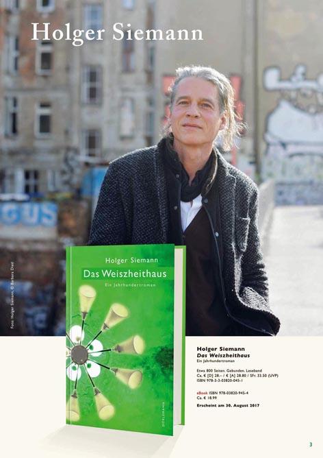 Vorschau Foto Buch von Holger Siemann